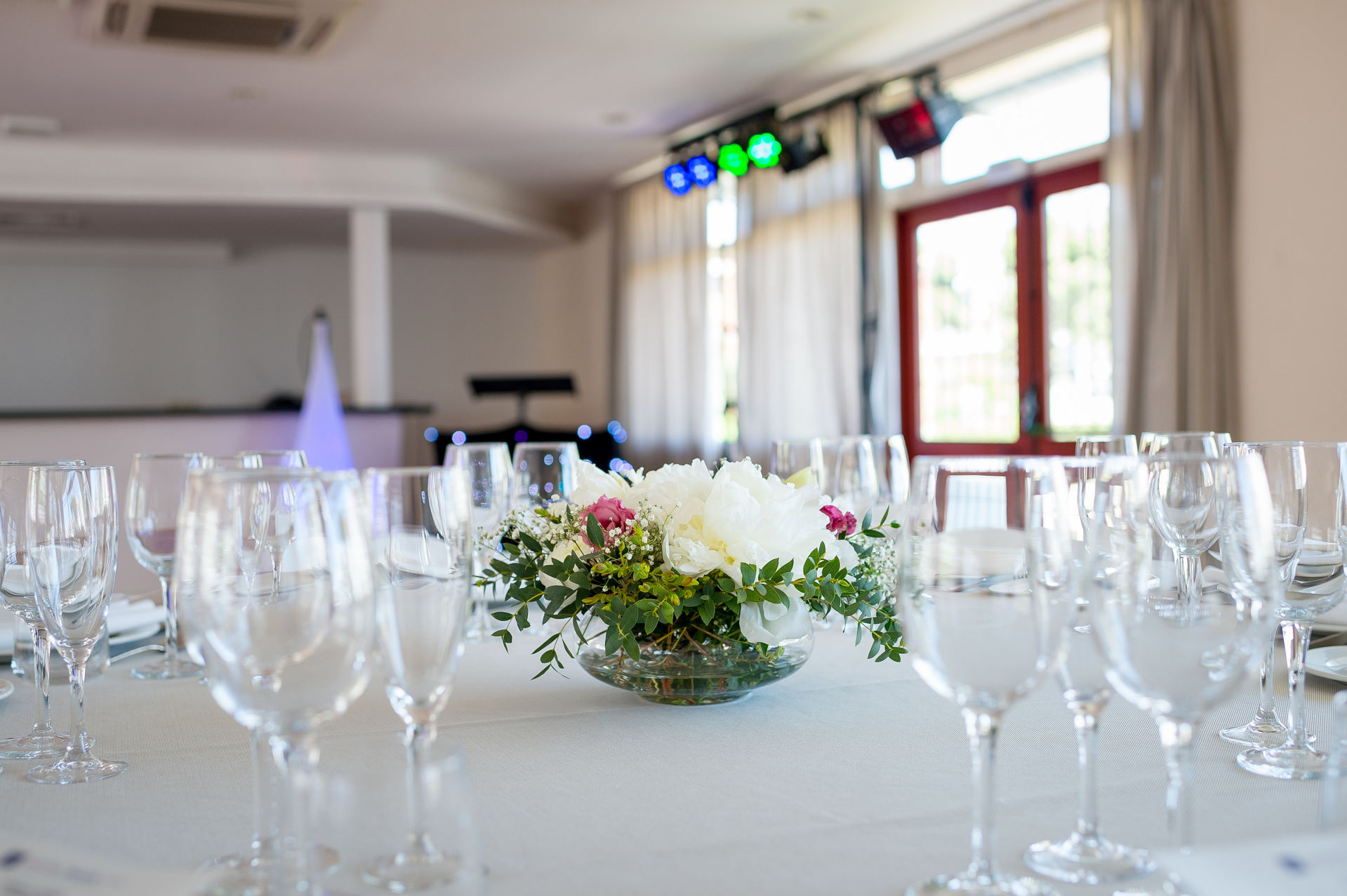 Our event rooms